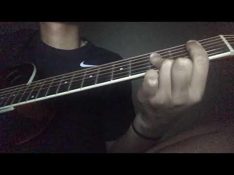 Jocelyn flores / i'm closing my eyes guitar tutorial