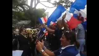 """Orquestra da Banda São João - Copa 2014 - """"Tropa Francesa"""""""