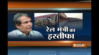 Accountability is a good system in govt: Jaitley on Suresh Prabhu's resignation proposal