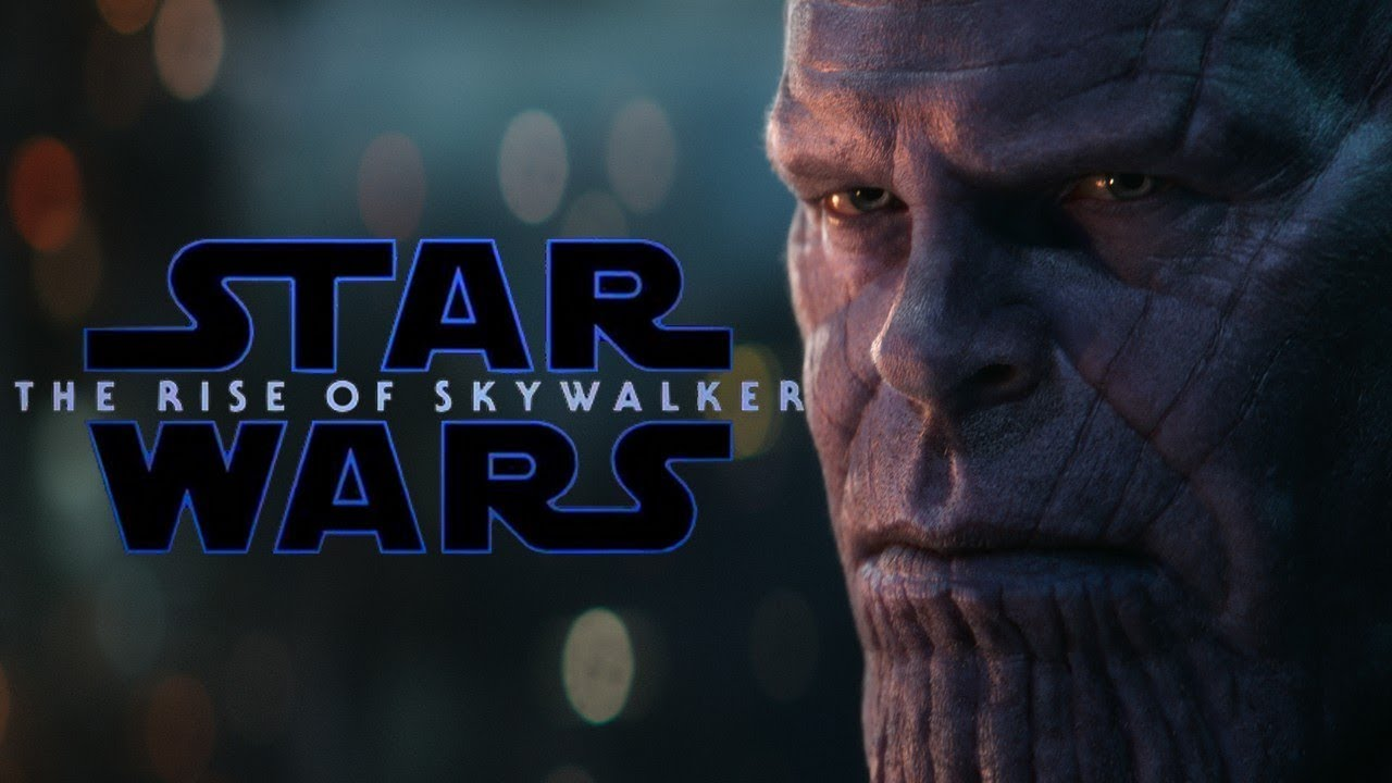 Avengers Infinity War Star Wars The Rise Of Skywalker Style Youtube