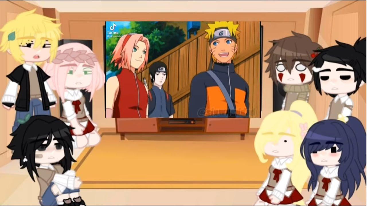 Download 🎁 Naruto reacts to... ❓❓❓    ✔️ Naruto react compilation ✔️    🏮  Part 76 🏮