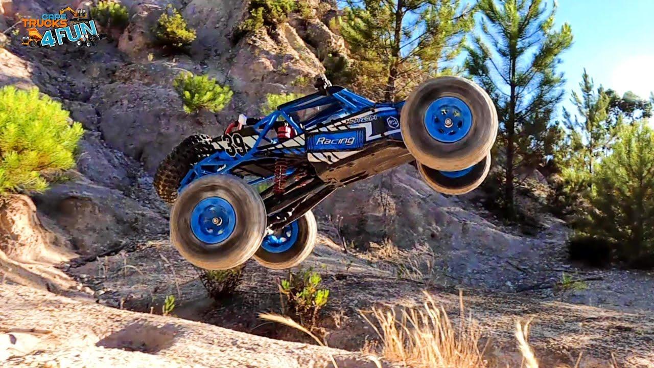 The Indestructible RC   JJRC Q39 4WD   Unboxing   Cars Trucks 4 Fun