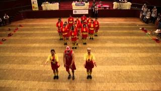 MACHINES HIGHSCHOOL - FTM Litoměřice 9.5.2015 Ladys Cruel Dance Machine