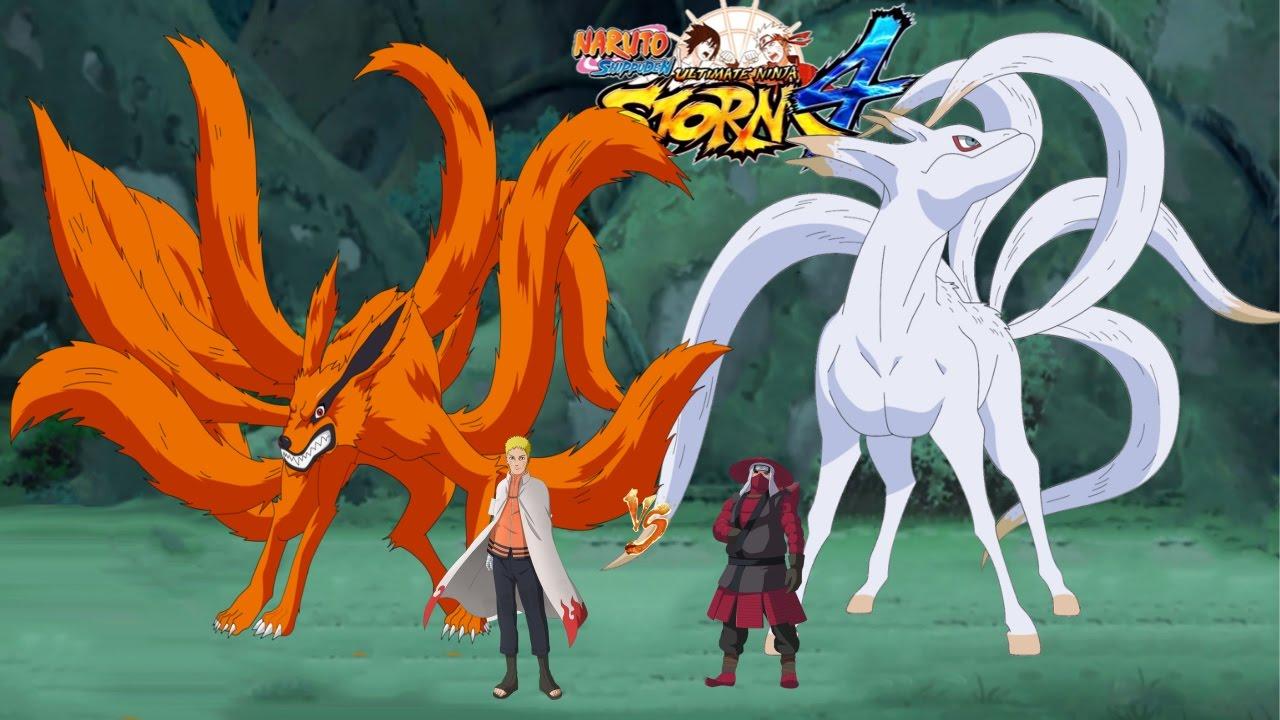 Jinchūriki Battles - Ep. 9 Naruto Uzumaki Vs Han Naruto Shippuden Ultimate Ninja Storm 4 - YouTube
