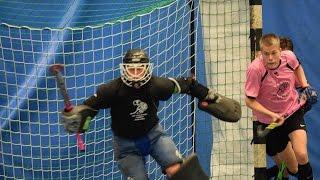 Sisähockey:  24.10.2015 Mestarit vs Muu Suomi 4-2 (4-0)