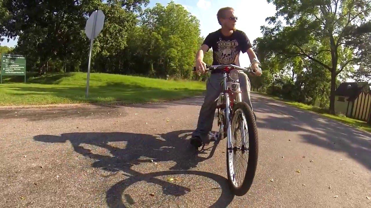bad504f7101 Schwinn Stingray Bicycle Ride - YouTube