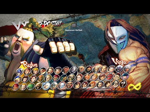 Rufus, vs, Vega, Ultra Street Fighter 4, usf4, usfiv, sf4, sfiv, sf5, sfv, Ultra Street Fighter IV