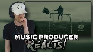 Music Producer Reacts to NF - The Search!!