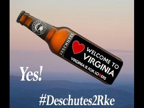 Highlights of Deschutes Brewery Announcment Roanoke, VA