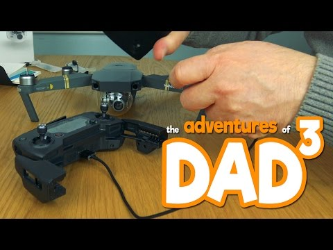 The Adventures of Dad³ - Setting Up My Drone!