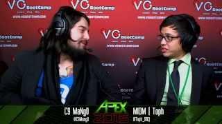 Apex 2015 - Mango Interview