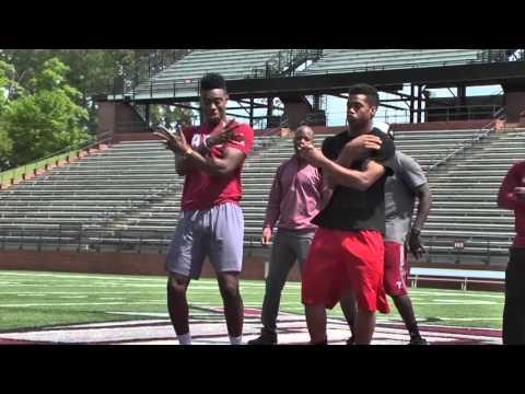 Troy Football Dance Video
