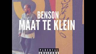 Benson Maat Te Klein