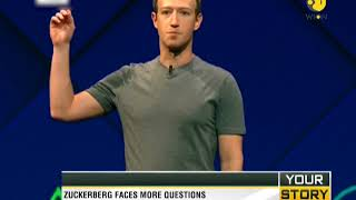 WION Your Story: Zuckerberg opens up on scandal;  apologises for data breach