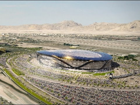 Oakland Raiders Las Vegas NFL Stadium Site Next To Airport In Defiance Of FAA #SNTIC