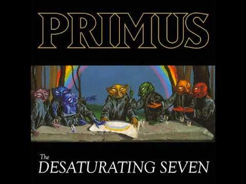 Primus - The Storm -  (The Desaturating Seven)