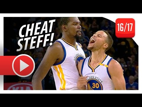 Stephen Curry UNREAL Full Highlights vs...