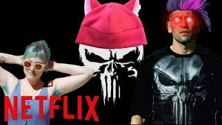 The Punisher Gets WOKE!  Netflix Claims Another...