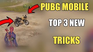 No One Know About This Secret ! Pubg Mobile Top 3 New Tricks In Hindi