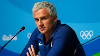 Police: US swimmers lied about robbery