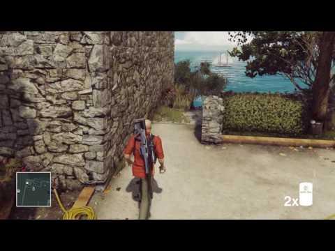 HITMAN - World Of Tomorrow - 2 Shots 1 Kill SA ( Sharpshooter Challenge )
