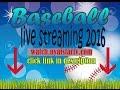live Baseball 2016 Guantanamo vs Pinar del Rio