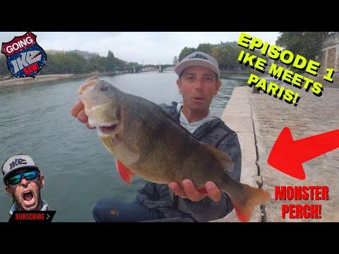 Going Ike RAW Paris Street Fishing