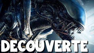 decouverte alien isolation