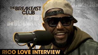 rico love interview at the breakfast club power 1051 05032016