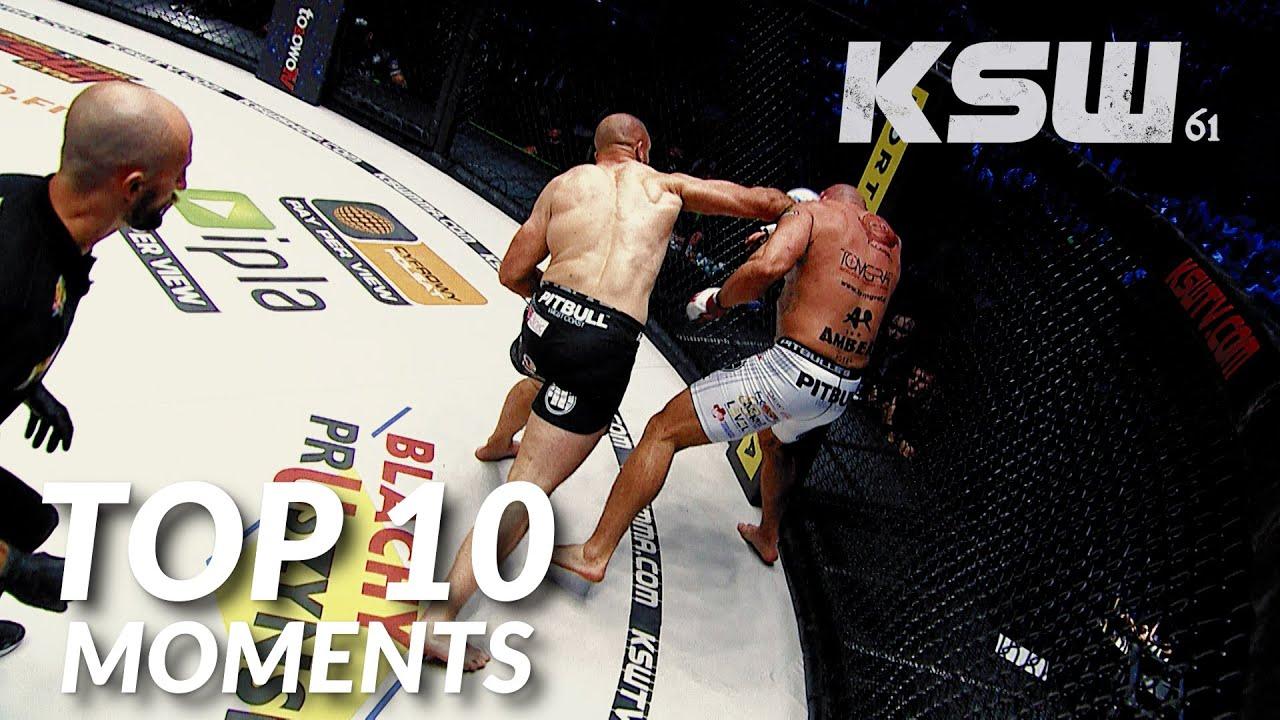 Download KSW 61: TOP 10 Moments