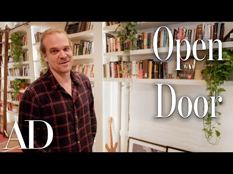 Inside David Harbour's Custom-Renovated New York Loft | Open Door | Architectural Digest