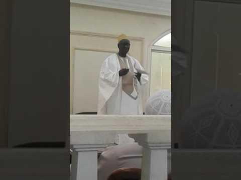 Le Ministre du travail Sénégalais en visite à Jeddah aux employés de Saudi Oger