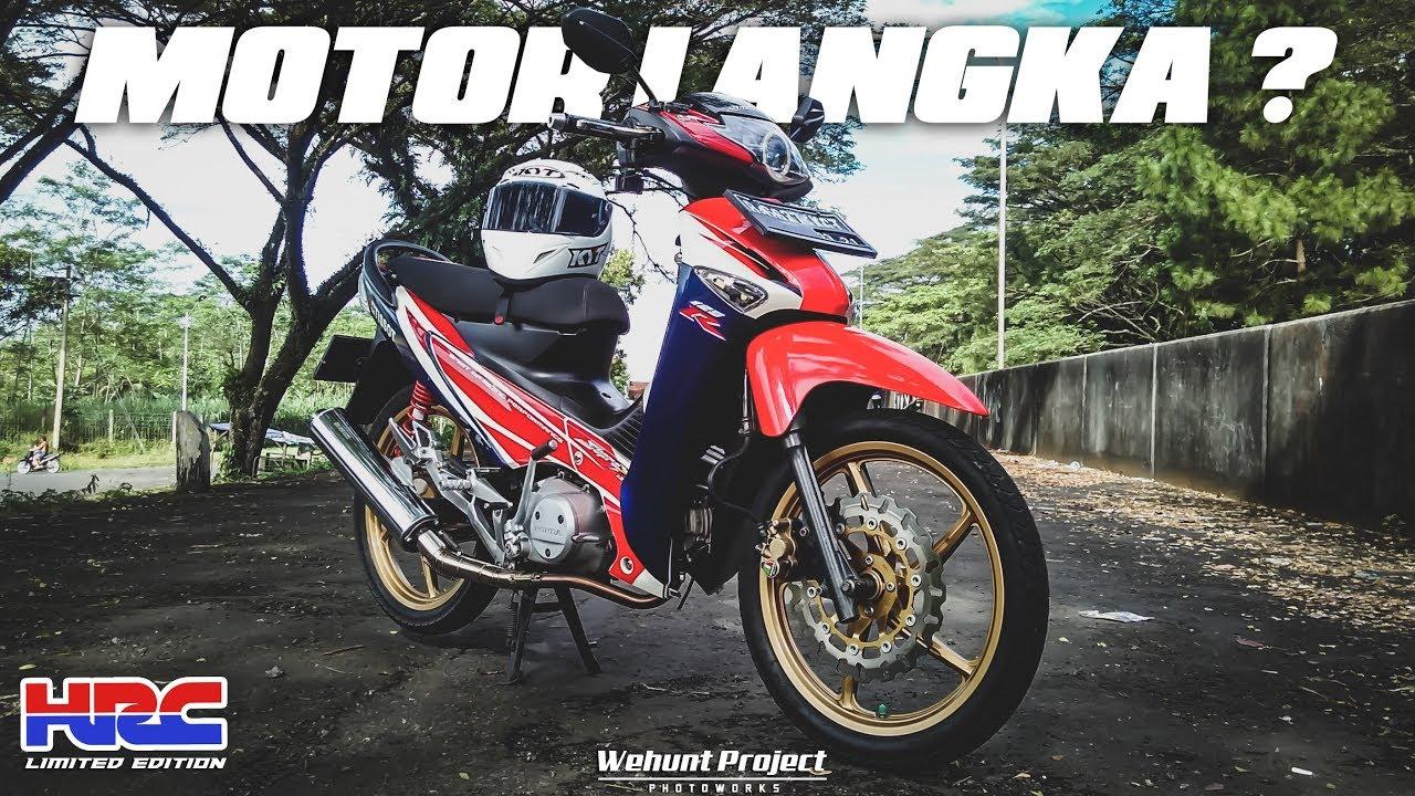 Supra X 125 Langka Supra X 125 Hrc Edition Modifikasi