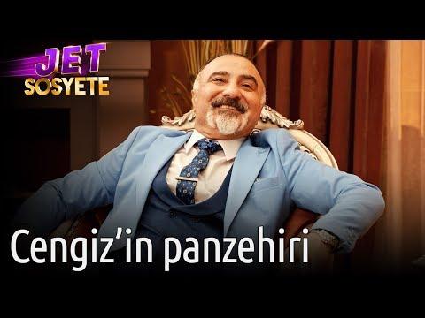 Jet Sosyete 3. Sezon 7. Bölüm - Cengiz'in Panzehiri