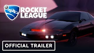 Rocket League - Knight Rider Car Pack Trailer