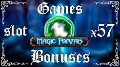 Free spins Magic Portals Slot Game