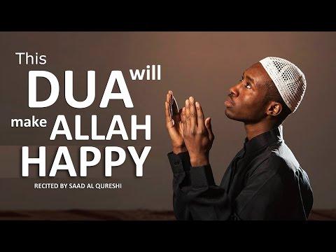 This Beautiful Dua Will Make ALLAH Very Very Happy - Must Listen!