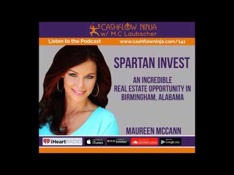 141: Maureen McCann: An Incredible Real Estate Opportunity In Birmingham, Alabama