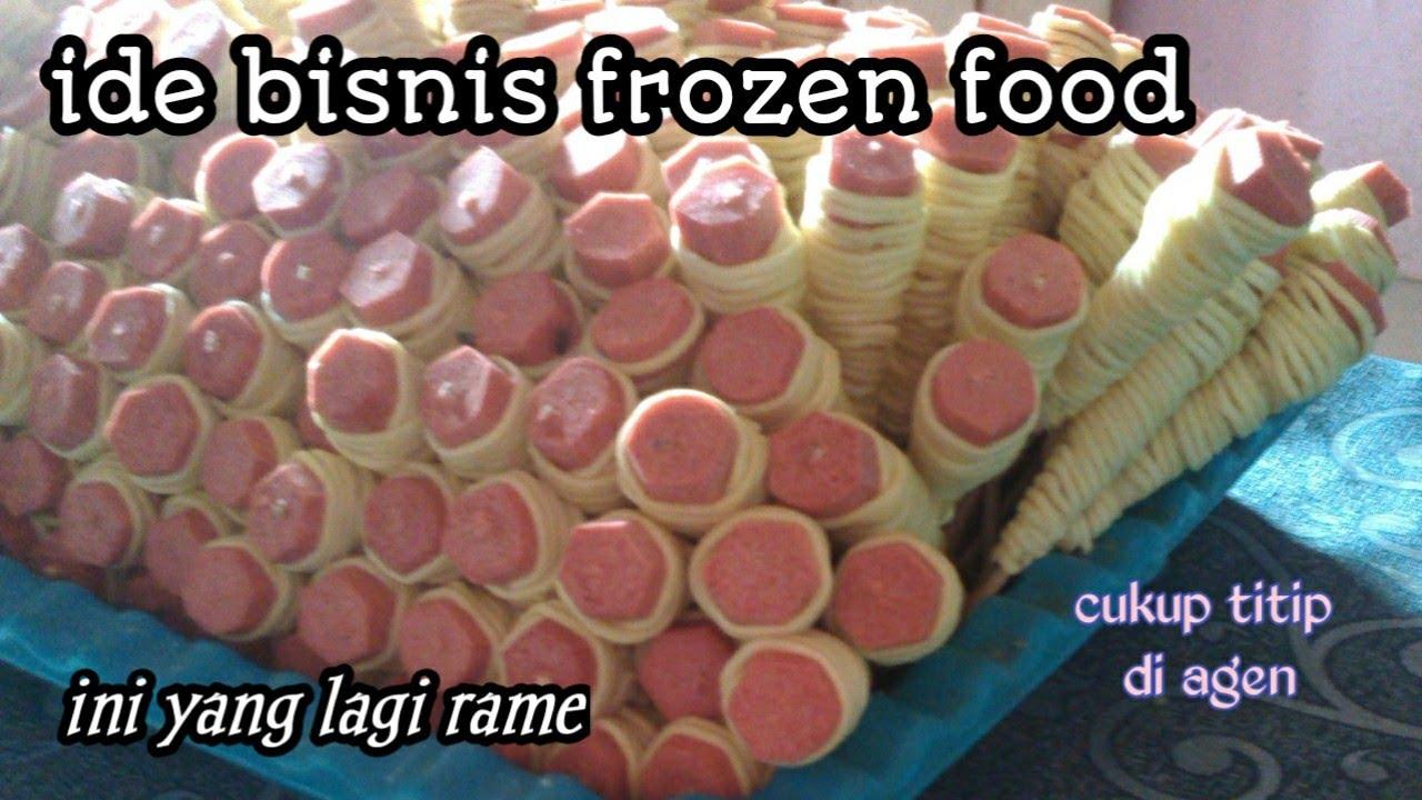 Ide Bisnis Frozen Food Somie Gak Perlu Punya Lapak Cukup Titip Di Agen Sosis Beres Youtube