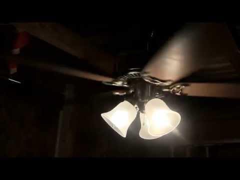 Ceiling Fan Destruction