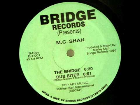 MC Shan  The Bridge
