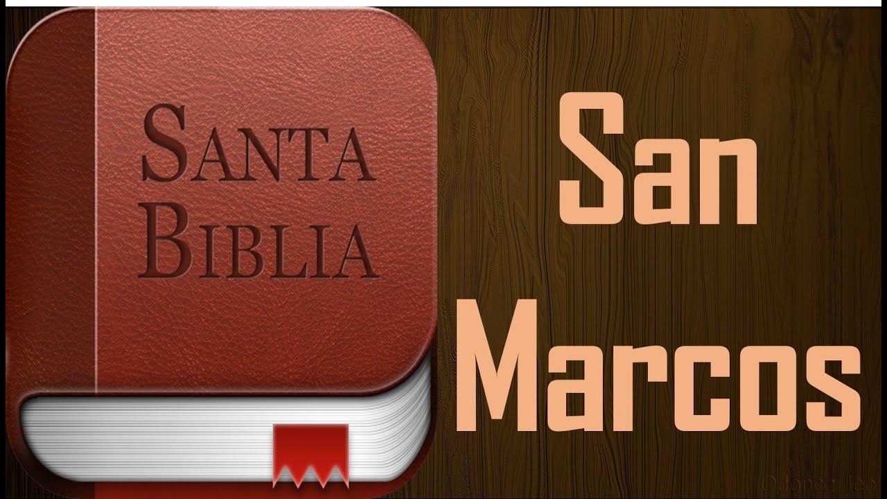 Libro de San Marcos - Biblia hablada (audio latino) - Experiencia ...
