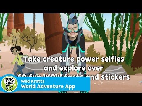APP   Wild Kratts World Adventure *NEW UPDATE*   PBS KIDS