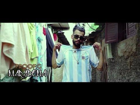 ProofGK  - Maradona #Oneshot ( Official Music Video )