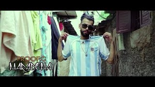ProofGK  - Maradona #Oneshot ( Official Music Video )