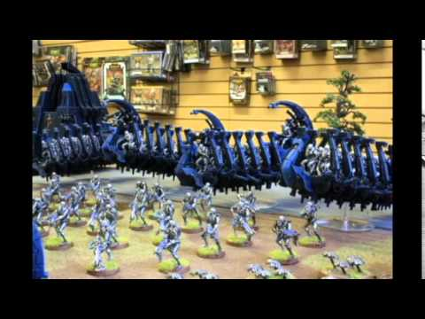Warhammer 40k Codex Necrons Part 7 - Detachments, Formations and Final Thoughts