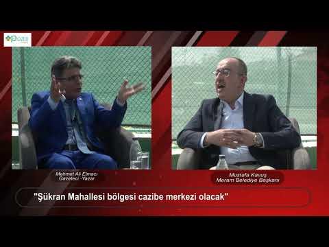 Başkan Mustafa Kavuş Pozitif Bakış'a konuk oldu