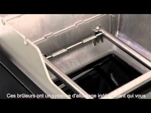 barbecue gaz weber mod le spirit e210 classic youtube. Black Bedroom Furniture Sets. Home Design Ideas