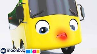 Diente tambaleante de Buster   Nanas para bebés   Buster en Español - Little Baby Bum