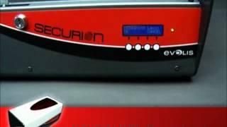 видео Evolis Securion